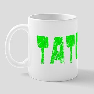Tate Faded (Green) Mug