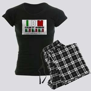 Italian by Marriage Pajamas
