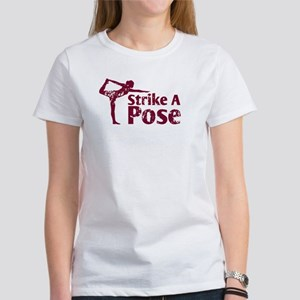 Strike A Pose Women's T-Shirt