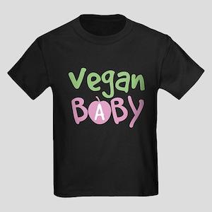 Vegan Baby Girl T-Shirt