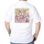 Wild Saguaros Golf Shirt