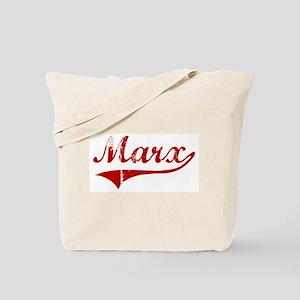 Marx (red vintage) Tote Bag