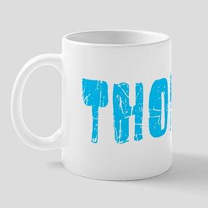 Thomas Faded (Blue) Mug
