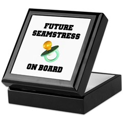 Maternity - Future Seamstress Keepsake Box