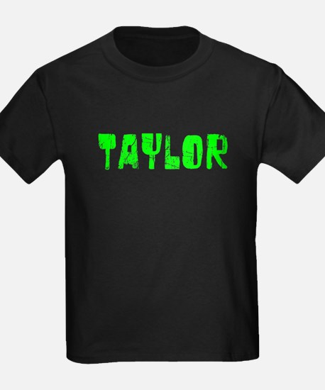 Taylor Faded (Green) T