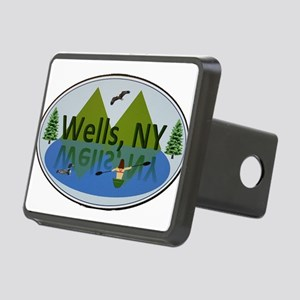 Wells, NY Rectangular Hitch Cover