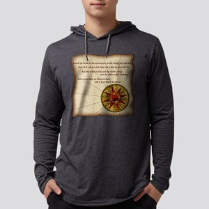 Harvest Moons Compass Rose Long Sleeve T-Shirt