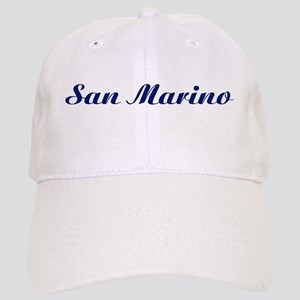 Classic San Marino (Blue) Cap