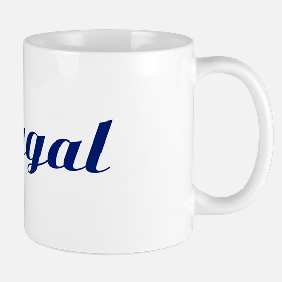 Classic Portugal (Blue) Mug