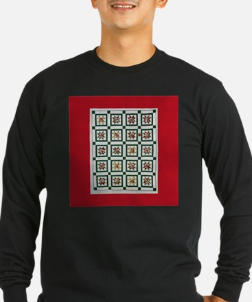 Christmas Holiday Quilt T