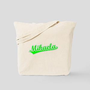 Retro Mikaela (Green) Tote Bag