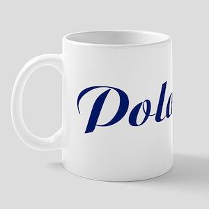 Classic Poland (Blue) Mug
