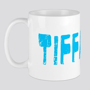 Tiffany Faded (Blue) Mug