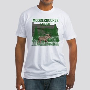 Mooseknuckle Lodge Fitted T-Shirt