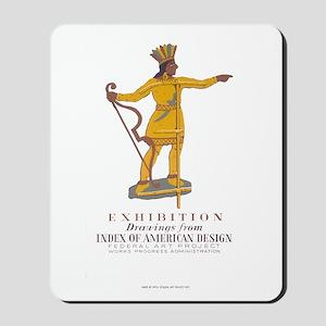 Index of American Design Mousepad