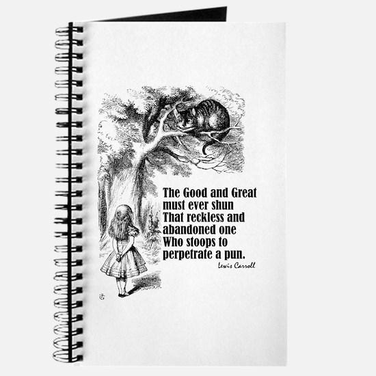 """Carroll """"Good & Great"""" Journal"""