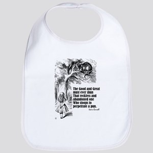 "Carroll ""Good & Great"" Bib"