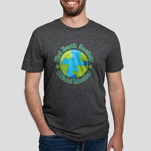 Flat Earth Society Official Member T-Shirt