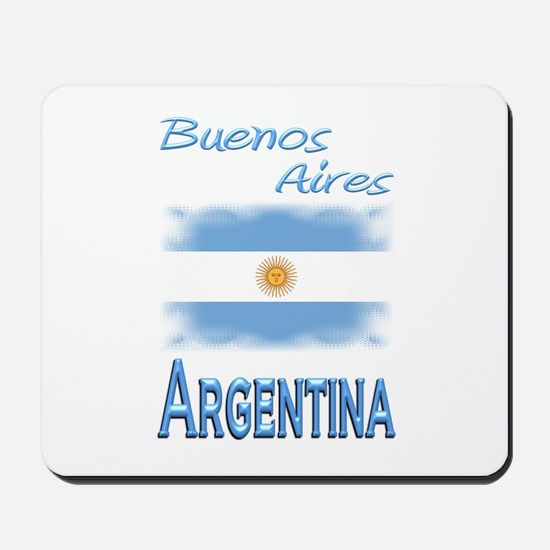 Buenos Aires - Mousepad
