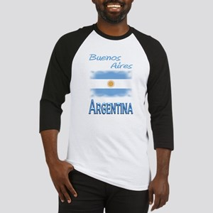 Buenos Aires - Baseball Jersey