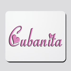 Cubanita - Mousepad