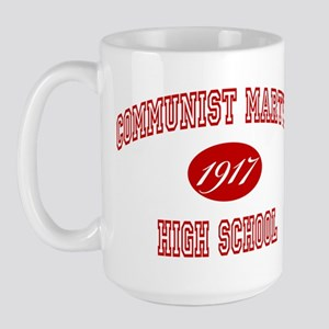 Commie Martyrs HS Large Mug
