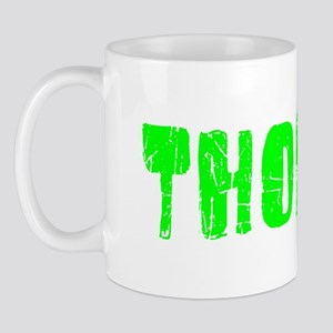 Thomas Faded (Green) Mug