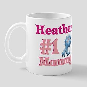 Heather - #1 Mommy Mug