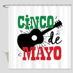 Cinco de Mayo Shower Curtain