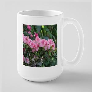 Pink Flower, Large Mug
