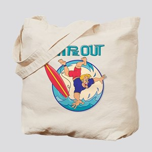 Wipe Out Tote Bag