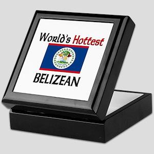 World's Hottest Belizean Keepsake Box