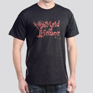 Red C Martini Maid Honor Dark T-Shirt