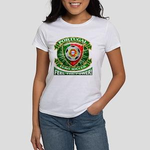 Portugal Soccer Power Women's T-Shirt