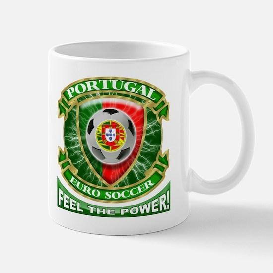 Portugal Soccer Power Mug