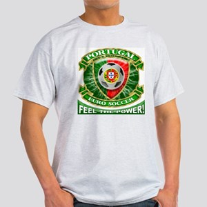 Portugal Soccer Power Light T-Shirt
