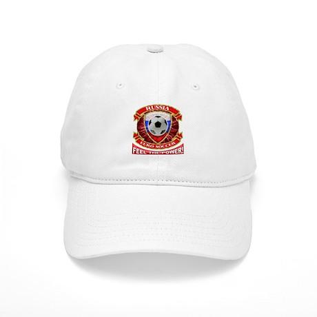 Russia Soccer Power Cap