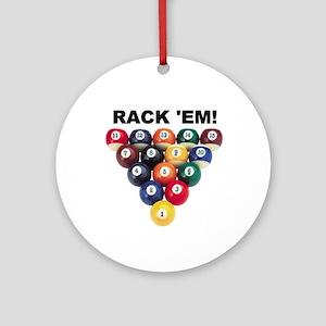 RACK 'EM! Keepsake (Round)