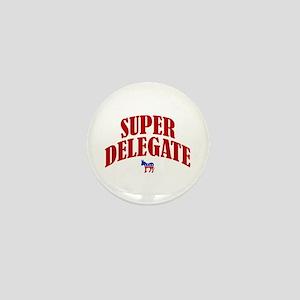 Super Delegate Mini Button