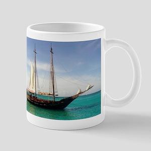 "Sail Boat ""On the Hook"" Mug"
