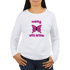 Soaring with Autism! Butterfl T-Shirt