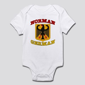 Norman German Infant Bodysuit
