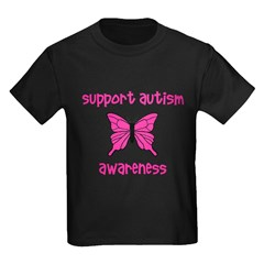 Support Autism Awareness Butt T
