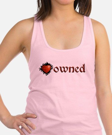 BDSM owned Tank Top