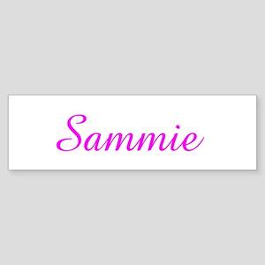 Sammie Bumper Sticker