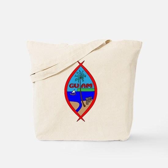 Unique Chamorro Tote Bag