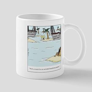 Desert Island Development Real E 11 oz Ceramic Mug