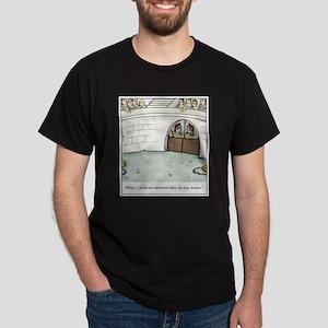 Roman Colosseum Huge Pussies Gladiato Dark T-Shirt