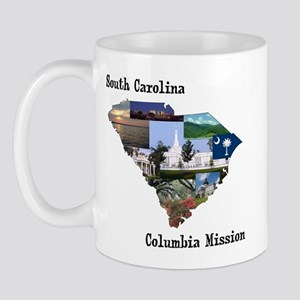 South Carolina Columbia Missi Mug