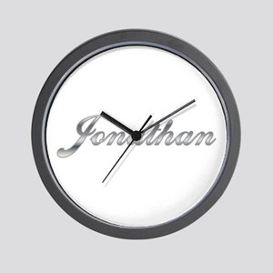 Jonathan First Name Personalized Wall Clock